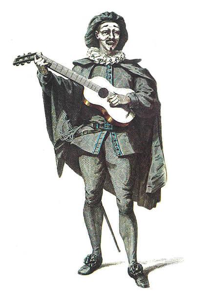 La Maschera di Scaramuccia
