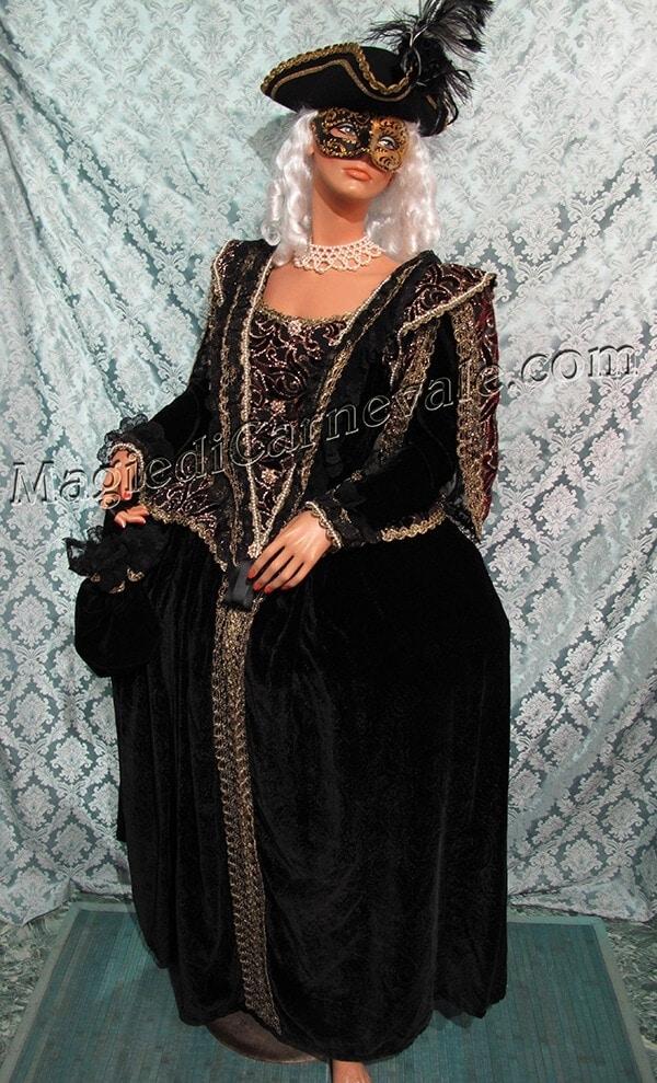 Dama Velluto Nero