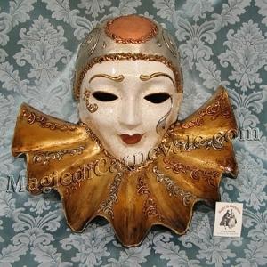 Pierrot Bavero Oro