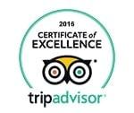 Magie di Carnevale - TripAdvisor Certificate of Excellence