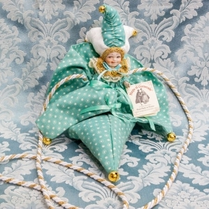 Cuddle TriAngel Green   Magie di Carnevale 43