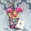 Cuddles TriAngel  Fuchsia   Magie di Carnevale 98