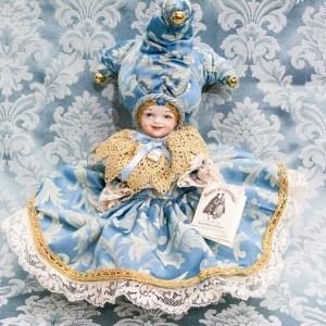 Lady Sky blue    Magie di Carnevale 275