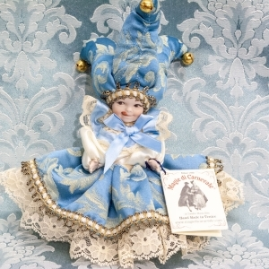 Marriage TriAngel Sky Blue    Magie di Carnevale 193