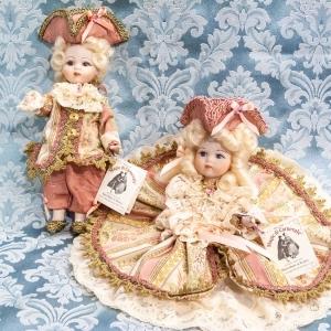 Venetian Doll    Magie di Carnevale 297