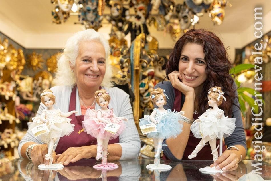 Grazia (Grace) & Maria Rita (GrandMa) - Magie di Carnevale